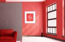 interior painting work